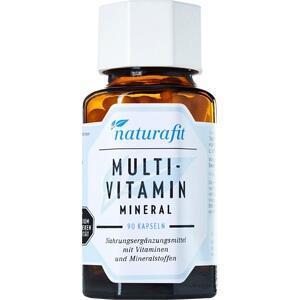 NATURAFIT Multivitamin+Mineral Kapseln