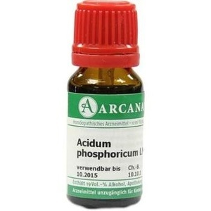 ACIDUM PHOSPHORICUM LM 30 Dilution