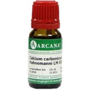 CALCIUM CARBONICUM Hahnemanni LM 24 Dilution