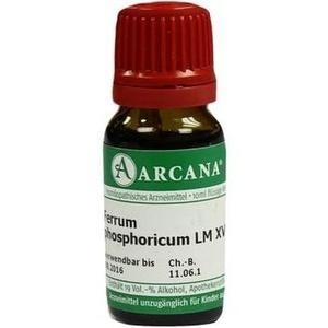 FERRUM PHOSPHORICUM LM 18 Dilution