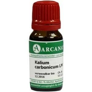 KALIUM CARBONICUM LM 24 Dilution