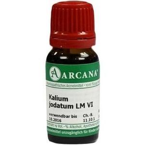 KALIUM JODATUM LM 6 Dilution