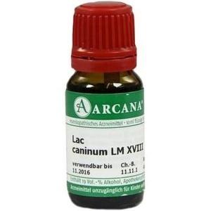 LAC CANINUM LM 18 Dilution