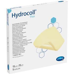 HYDROCOLL thin Wundverband 15x15 cm
