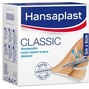 HANSAPLAST Classic Pflaster 6 cmx5 m