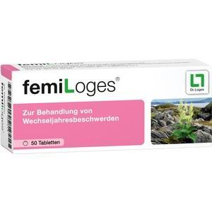 FEMI LOGES magensaftresistente Tabletten
