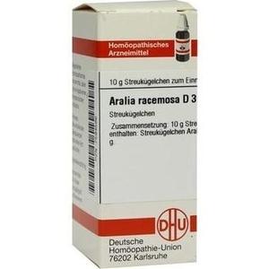 ARALIA RACEM D30