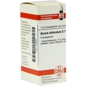 AURUM CHLORATUM D12