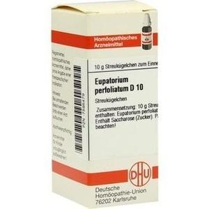 EUPATORIUM PERFOLIATUM D 10 Globuli