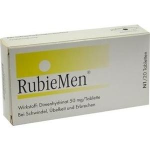RUBIEMEN Tabletten