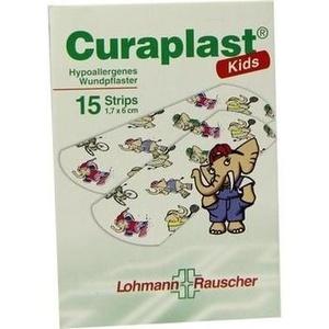 CURAPLAST Kids Strips 1,7x6 cm einzeln verpackt