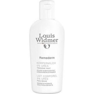 WIDMER Remederm Körpermilch 5% Urea leicht parf.