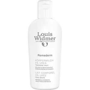 WIDMER Remederm Körpermilch 5% Urea unparfümiert