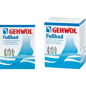GEHWOL Fußbad Portionsbtl.