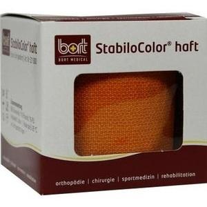 BORT StabiloColor haft Binde 6cm orange