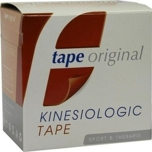 KINESIOLOGIC tape original 5 cmx5 m rot