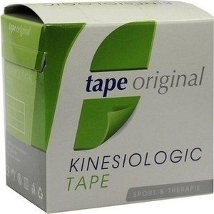 KINESIOLOGIC tape original 5 cmx5 m grün