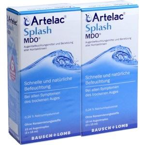 Artelac® Splash MDO®