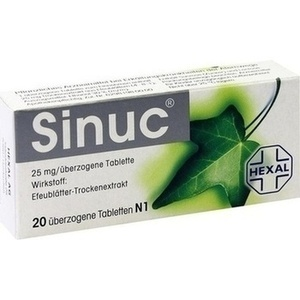 Sinuc® überzogene Tabletten