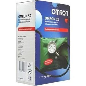 OMRON S2 Blutdruckmessgerät m.Arztmanschette