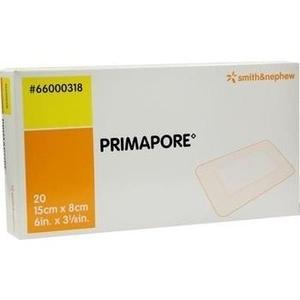 PRIMAPORE 8x15 cm Wundverband steril