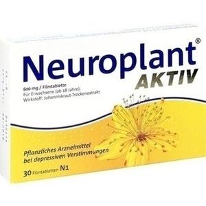 Neuroplant® aktiv Filmtabletten