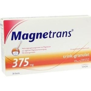 Magnetrans® trink 375 mg Granulat