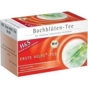 H&S Bachblüten Erste Hilfe Tee