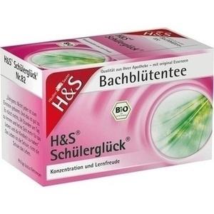 H&S Bachblüten Schülerglück-Tee Filterbeutel