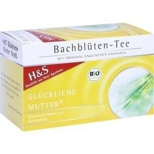 H&S Bachblüten Glückliche Mutter Filterbeutel