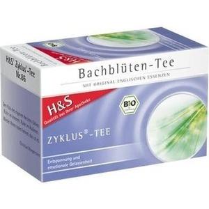 Abbildung von H&s Bachblüten Zyklus-tee  Filterbeutel