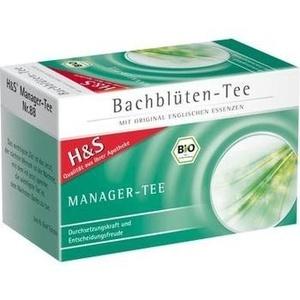H&S Bachblueten Manager Tee