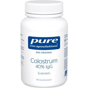 PURE ENCAPSULATIONS Colostrum 40% IgG Kapseln