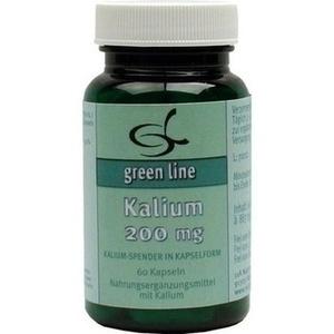 KALIUM 200 mg Kapseln