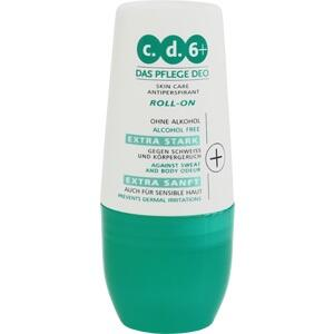 CD 6+Pflegedeo Roll-on