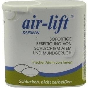 AIR-LIFT Kapseln