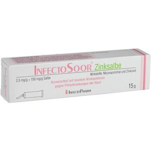 INFECTOSOOR Zinksalbe