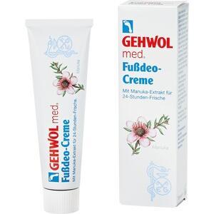 GEHWOL MED Fußdeo-Creme