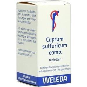 CUPRUM SULFURICUM comp.Tabletten