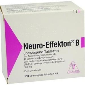 NEURO EFFEKTON B Dragees