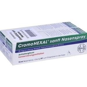 CROMOHEXAL sanft Nasenspray