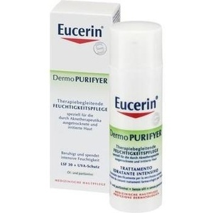EUCERIN DERMO PURI THE FEU