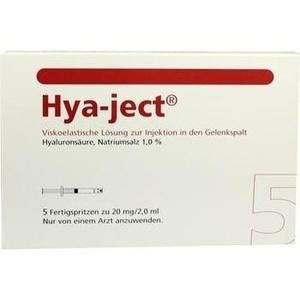 Hya-ject® Fertigspritzen
