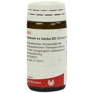 WALA ABROTANUM EX HERBA D 3 Globuli