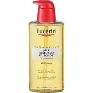 Eucerin® pH5 Creme Duschöl mit Parfum bei trockener empfindlicher Haut