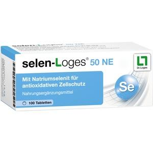 SELEN LOGES 50 NE Tabletten
