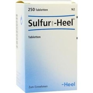 SULFUR COMP.Heel Tabletten