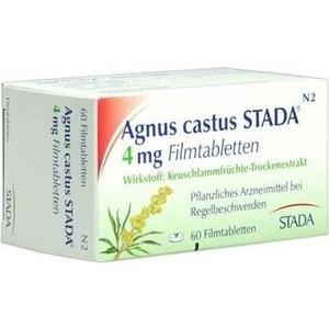 AGNUS CASTUS STADA Filmtabletten