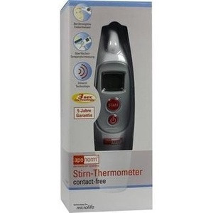 APONORM Stirnthermometer contact free