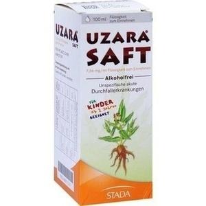 UZARA® Saft alkoholfrei